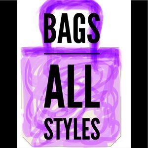 Handbags - All kind of beautiful bags
